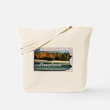 Cute Pennsylvania. Tote Bag