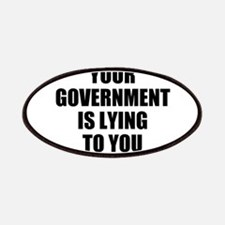 Your government is lying to y Patches