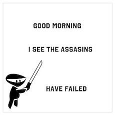 Assasins Poster