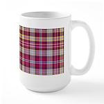 Tartan - Ogilvie of Airlie Large Mug