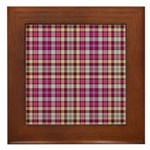Tartan - Ogilvie of Airlie Framed Tile