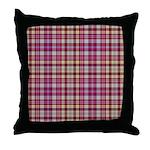Tartan - Ogilvie of Airlie Throw Pillow
