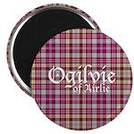 Tartan - Ogilvie of Airlie Magnet