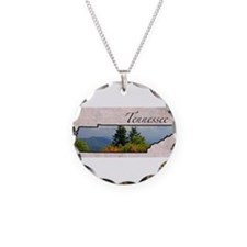 Cute Tennessee Necklace