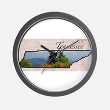 Funny State Wall Clock