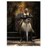 Knights templar Framed Prints