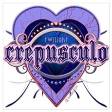 Crepsculo Twilight Poster
