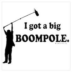 Big BOOMPOLE! Poster