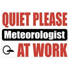 Meteorologist Work