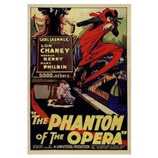 Original Phantom Canvas Art