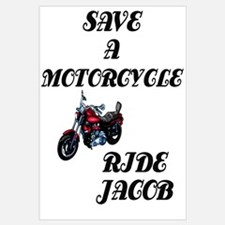 Unique New moon motorcycles Wall Art