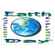 Earth Day 6 Poster