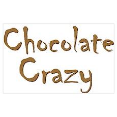 Chocolate Crazy Poster