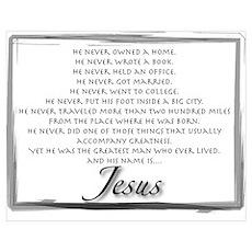 BIO OF JESUS Poster