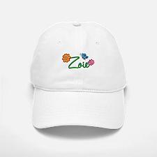 Zoie Flowers Baseball Baseball Cap