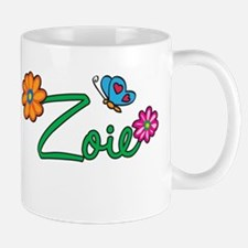 Zoie Flowers Mug