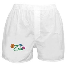 Zoie Flowers Boxer Shorts