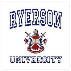 RYERSON University Poster