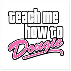 Teach Me How to Dougie Poster