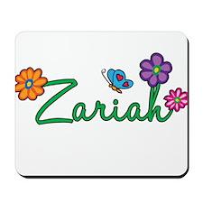 Zariah Flowers Mousepad