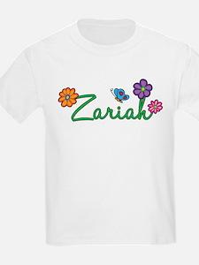 Zariah Flowers T-Shirt