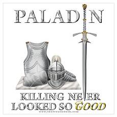 Paladin - Good Poster