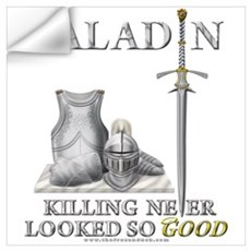 Paladin - Good Wall Decal