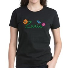 Zaria Flowers Tee