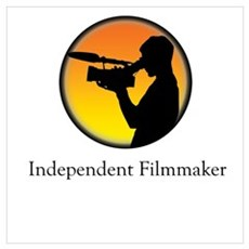 Indie filmmaker Canvas Art