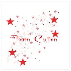 Team Cullen Poster