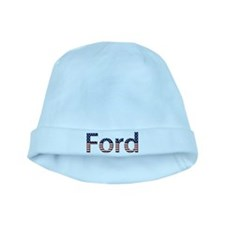 Ford Stars and Stripes baby hat