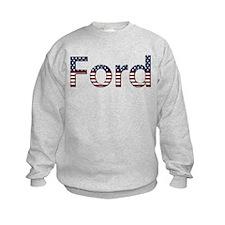 Ford Stars and Stripes Sweatshirt