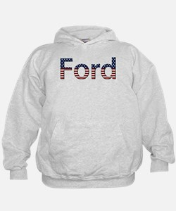 Ford Stars and Stripes Hoodie