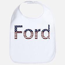 Ford Stars and Stripes Bib