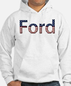 Ford Stars and Stripes Jumper Hoody