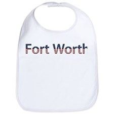 Fort Worth Stars and Stripes Bib