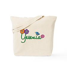 Yesenia Flowers Tote Bag