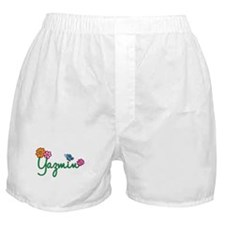 Yazmin Flowers Boxer Shorts