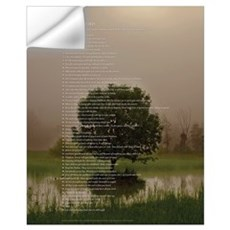 All 50 (tree) Wall Decal