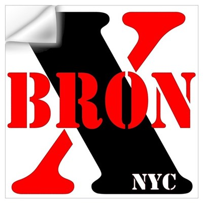 BronX NYC Wall Decal
