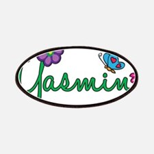 Yasmin Flowers Patches