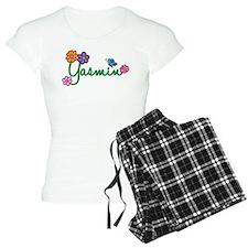Yasmin Flowers pajamas