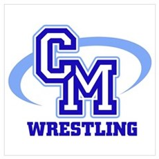 CM Wrestling 12 Poster