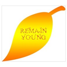 REMAIN YOUNG! Poster