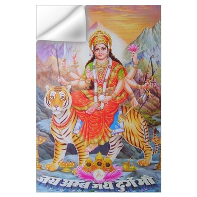 Durga mata ji Wall Decal