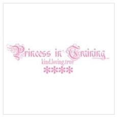 princess in training Poster