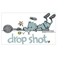 Groundies - Drop Shot Poster