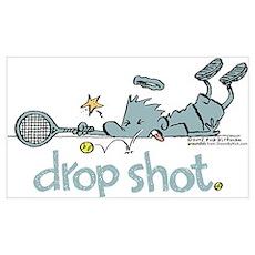 Groundies - Drop Shot Poster