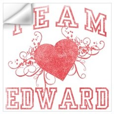 Team Edward Cullen Wall Decal