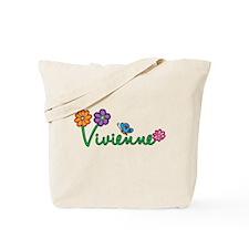 Vivienne Flowers Tote Bag